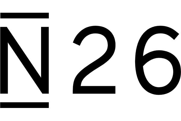 N26 Inc Logo Vector PNG