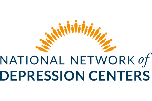 National Network of Depression Centers Logo Vector PNG