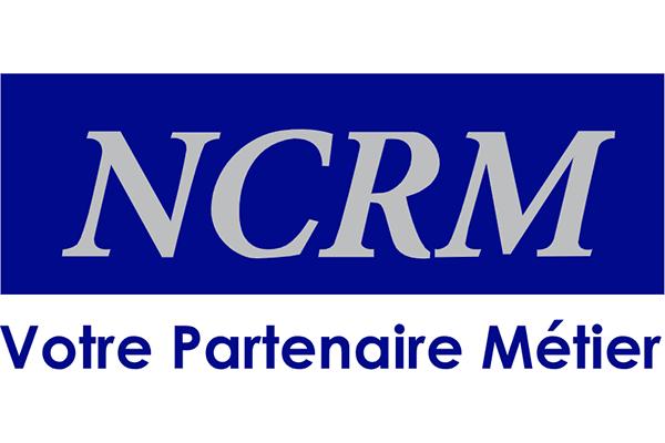 NCRM Votre Partenaire Métier Logo Vector PNG