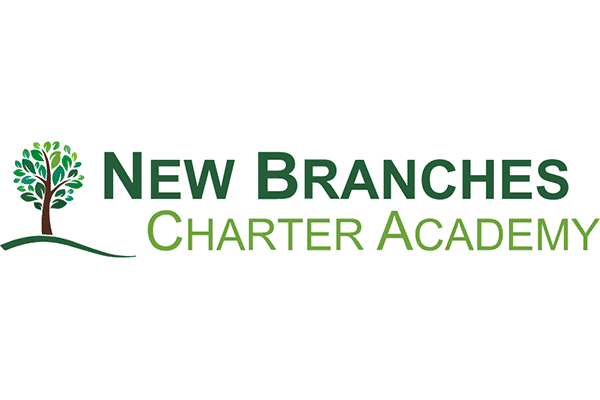 NEW BRANCHES CHARTER ACADEMY Logo Vector PNG