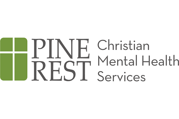 Pine Rest Christian Mental Health Services Logo Vector PNG