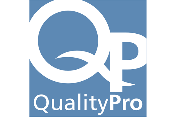QualityPro Logo Vector PNG