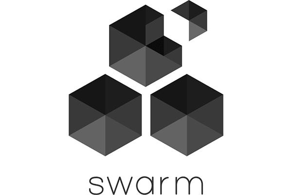 Swarm Logo Vector PNG