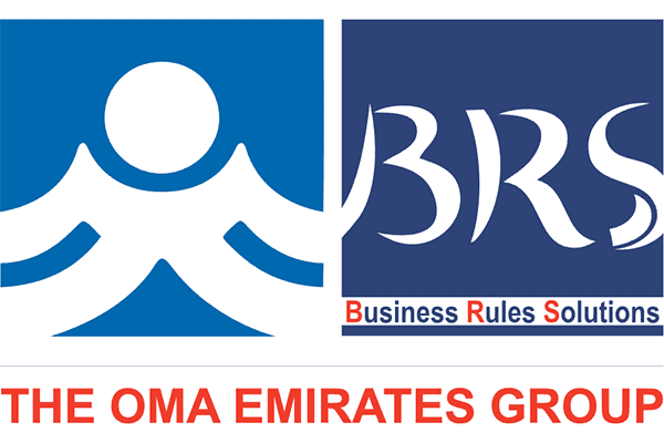 THE OMA EMIRATES GROUP Logo Vector PNG