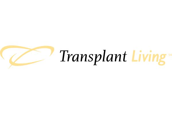 Transplant Living Logo Vector PNG
