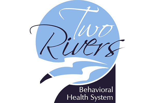 Two Rivers Behavioral Health System Logo Vector PNG