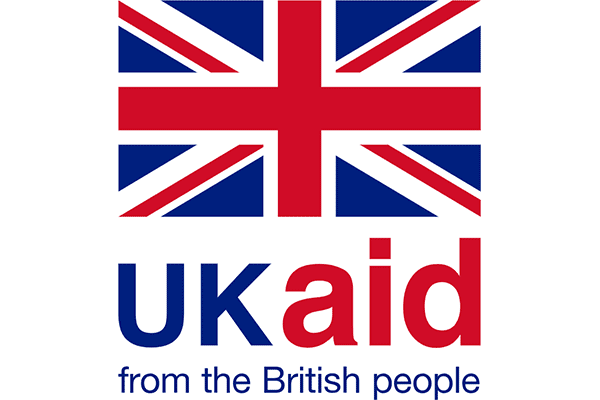 UK aid from the British people Logo Vector PNG