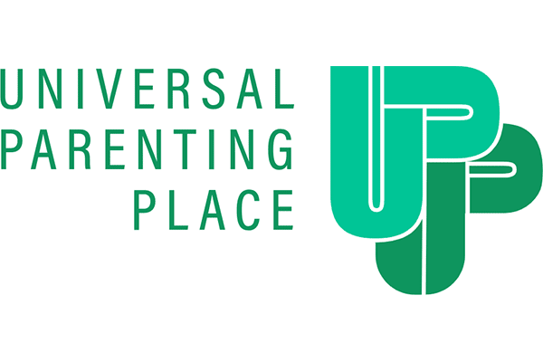 Universal Parenting Places Logo Vector PNG