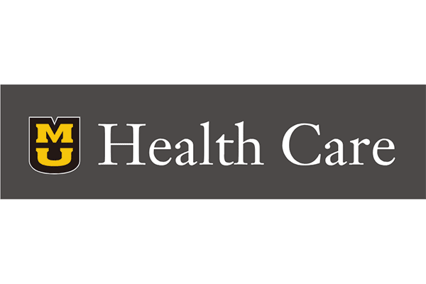University of Missouri (MU) Health Care Logo Vector PNG