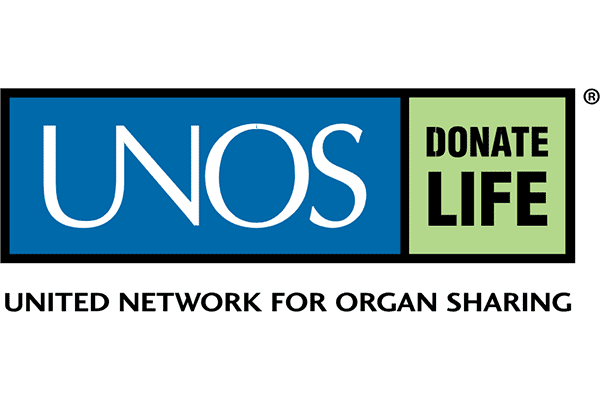 UNOS (UNITED NETWORK FOR ORGAN SHARING) Logo Vector PNG
