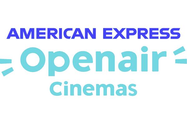 American Express Openair Cinemas Logo Vector PNG