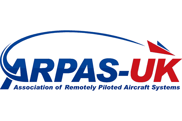 Association of Remotely Piloted Aircraft Systems UK (ARPAS-UK) Logo Vector PNG