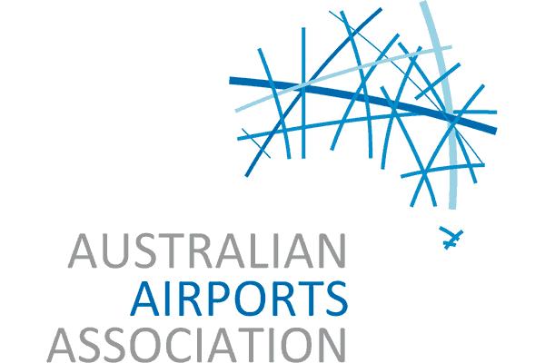 Australian Airports Association Logo Vector PNG