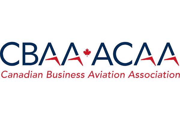 Canadian Business Aviation Association (CBAA ACAA) Logo Vector PNG