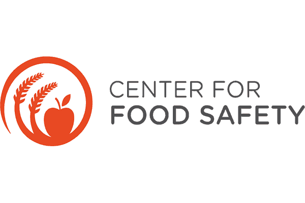 Center for Food Safety Logo Vector PNG