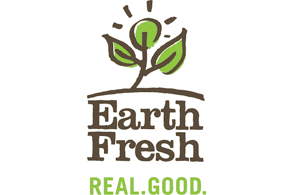 EarthFresh Foods Inc Logo Vector PNG