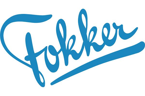 Fokker Services Logo Vector PNG