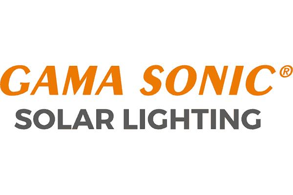 Gama Sonic Solar Lighting Logo Vector PNG