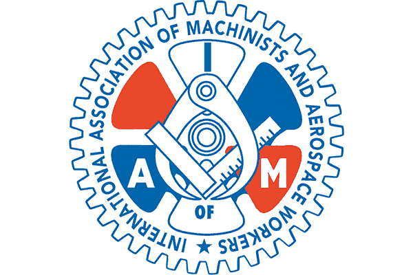 International Association of Machinists and Aerospace Workers (IAMAW) Logo Vector PNG