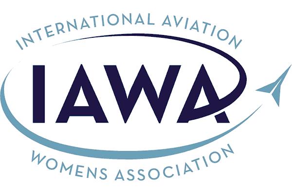 International Aviation Womens Association (IAWA) Logo Vector PNG
