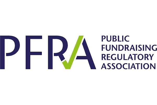 Public Fundraising Regulatory Association (PFRA) Logo Vector PNG
