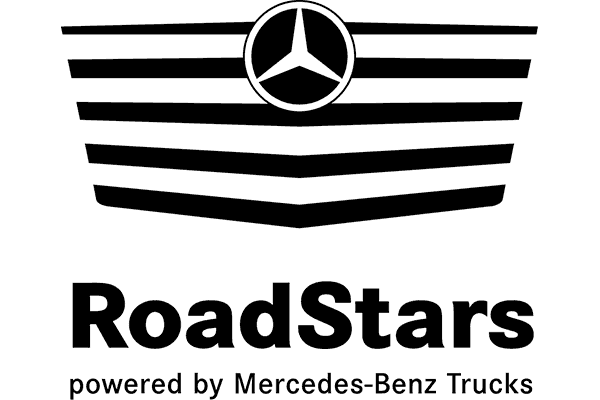 RoadStars – powered by Mercedes-Benz Trucks Logo Vector PNG