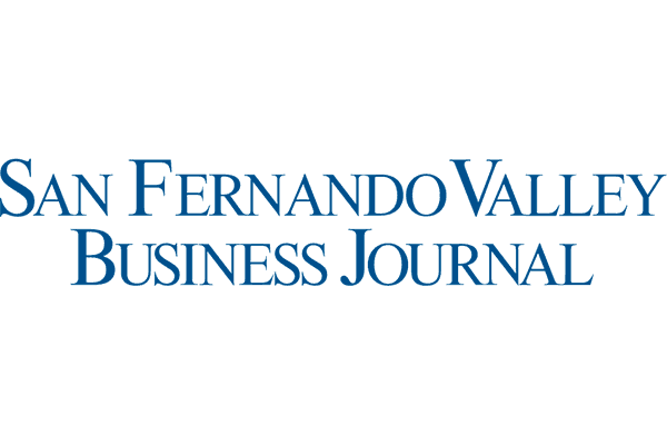 San Fernando Valley Business Journal Logo Vector PNG