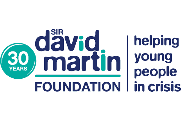Sir David Martin Foundation Logo Vector PNG