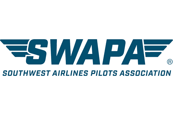 Southwest Airlines Pilots Association (SWAPA) Logo Vector PNG