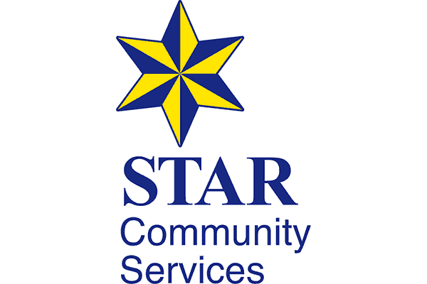 STAR Community Services Logo Vector PNG