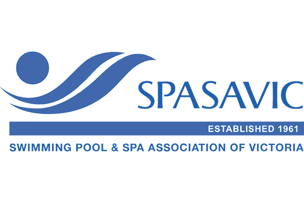 Swimming Pool and Spa Association of Victoria (SPASAVIC) Logo Vector PNG