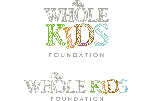 Whole Kids Foundation Logo Vector PNG