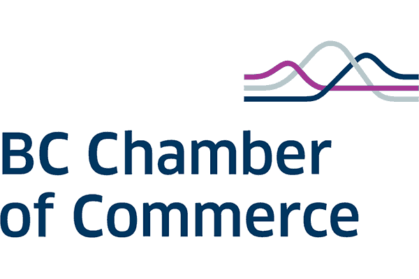 BC Chamber of Commerce Logo Vector PNG