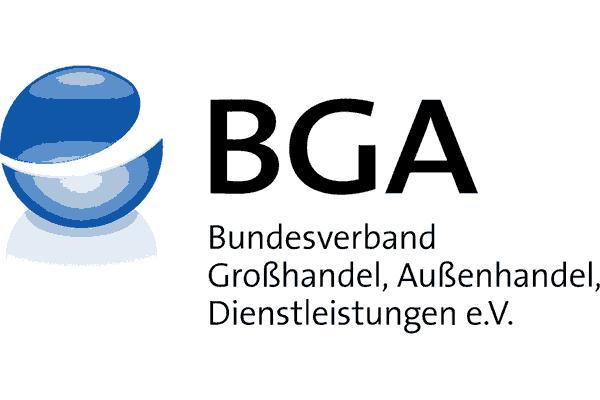 BGA – Bundesverband Großhandel, Außenhandel, Dienstleistungen e.V. Logo Vector PNG