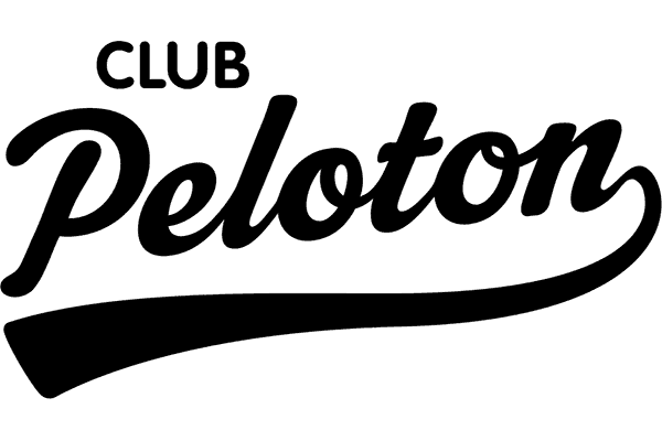 Club Peloton Logo Vector PNG