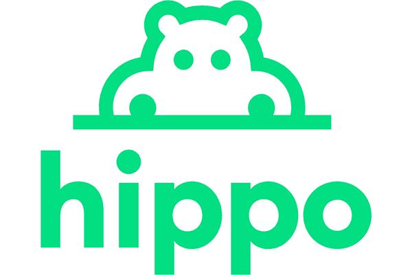 Hippo Enterprises Inc Logo Vector PNG
