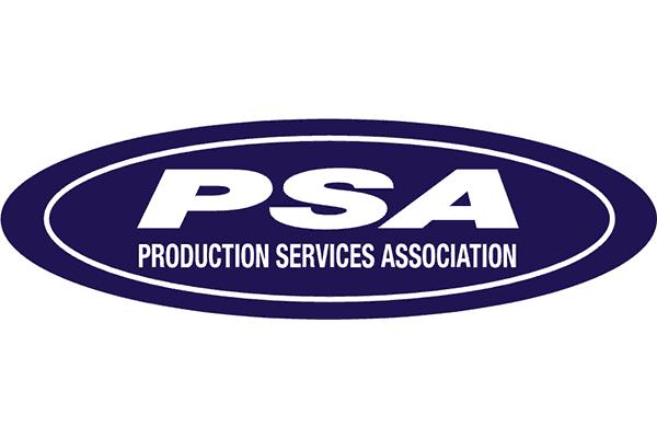 Production Services Association (PSA) Logo Vector PNG