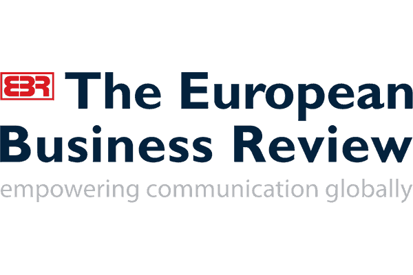 The European Business Review Logo Vector PNG