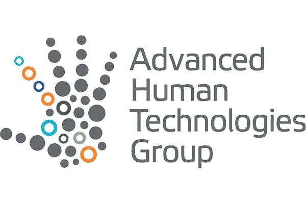 Advanced Human Technologies Group Logo Vector PNG