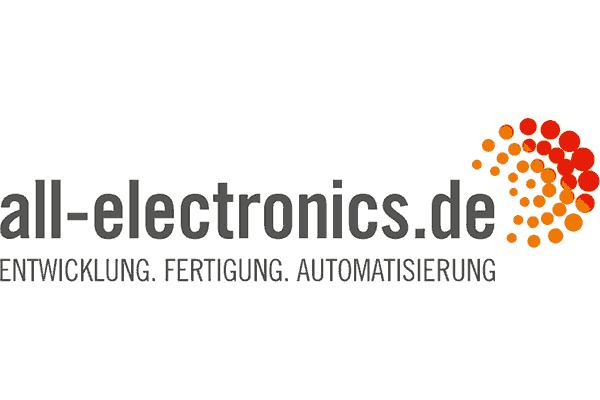 all-electronics.de Logo Vector PNG
