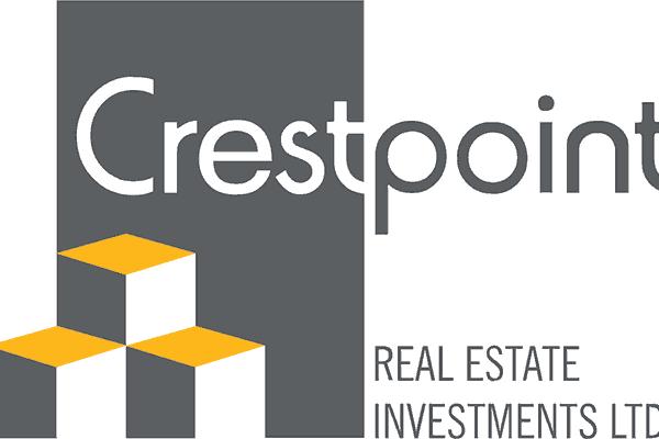 Crestpoint Real Estate Investments Ltd Logo Vector PNG