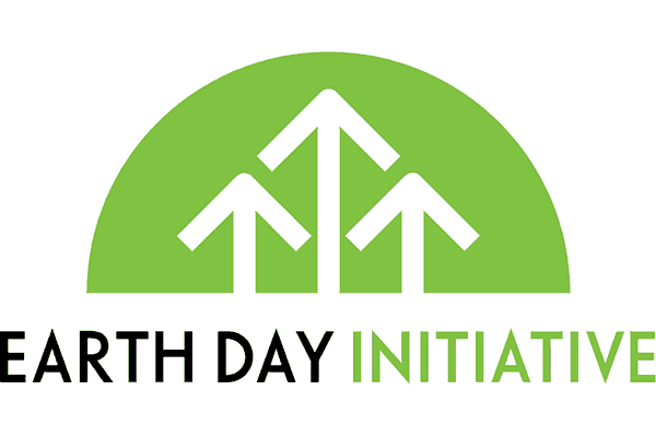 Earth Day Initiative Logo Vector PNG