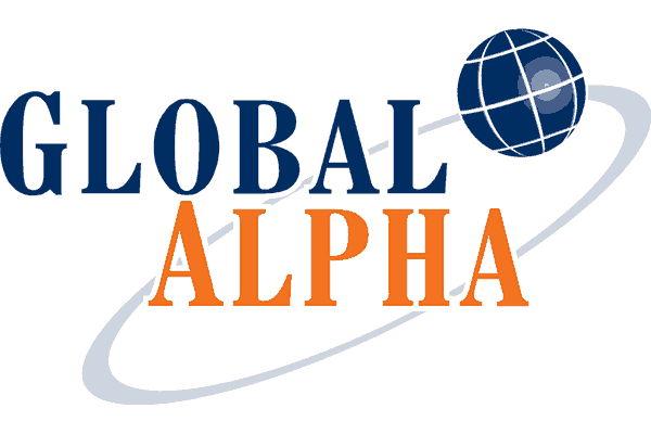 Global Alpha Capital Management Logo Vector PNG