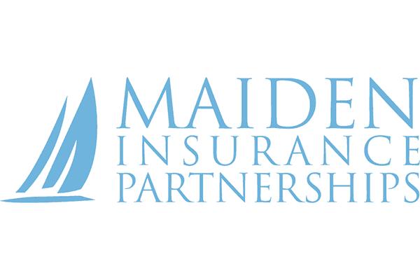 Maiden Insurance Partnerships Logo Vector PNG
