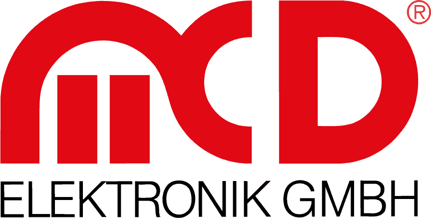 MCD Elektronik GmbH Logo Vector PNG