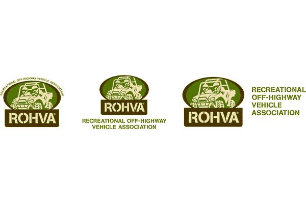 Recreational Off-Highway Vehicle Association (ROHVA) Logo Vector PNG