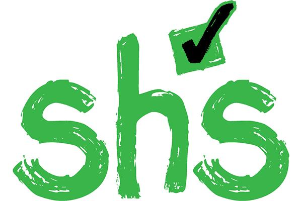 School-Home Support (SHS) Logo Vector PNG