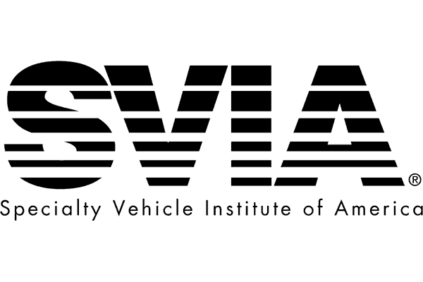 Specialty Vehicle Institute of America (SVIA) Logo Vector PNG
