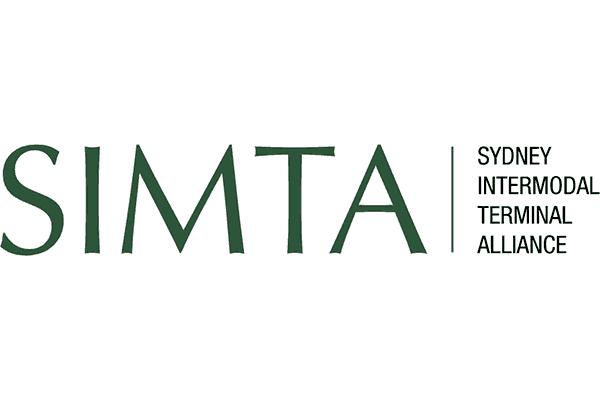 Sydney Intermodal Terminal Alliance (SIMTA) Logo Vector PNG