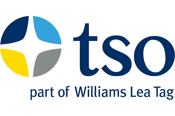 TSO (The Stationery Office), part of Williams Lea Tag Logo Vector PNG